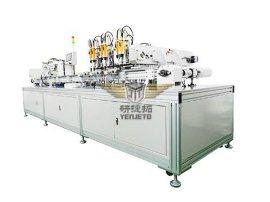 非标设备 螺丝机 焊锡机 高频头焊锡锁螺丝产线 深圳自动化