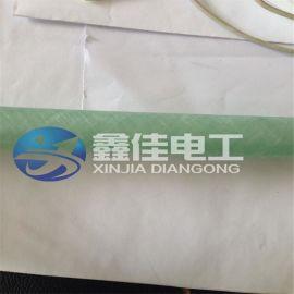 玻璃纤维缠绕管 高强度绝缘管 水绿色环氧管