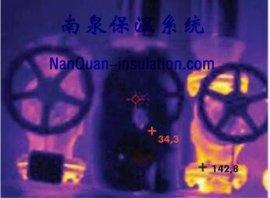 蒸汽阀门防烫隔热罩阀门可快拆节能保温套