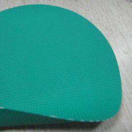 PVC夹网布  石油工人防护服面料