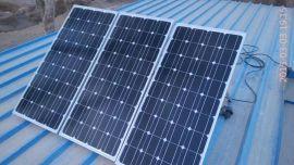 武威程浩销售兰州太阳能发电系统 供应西北光伏配件