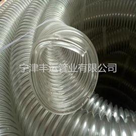 丰运专业生产动车吸污排污软管北京地铁泄污管不锈钢丝增强软管
