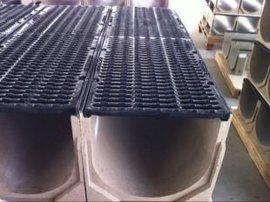 海绵城市排水系统缝隙盖板排水沟价格广东杰袖厂家直销