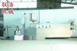 吉林干豆腐小型机|小型干豆腐机价格|农博会干豆腐生产线