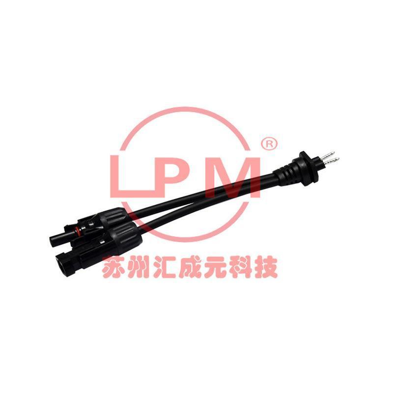 苏州汇成元供Amphenol(安费诺) BD-07BFFA-LL7001 替代防水线束