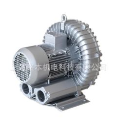洗吹用RB-055环形高压风机3.7KW真空泵
