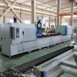 明美数控铝型材三轴轴数控加工中心有色金属加工设备铜排加工中心