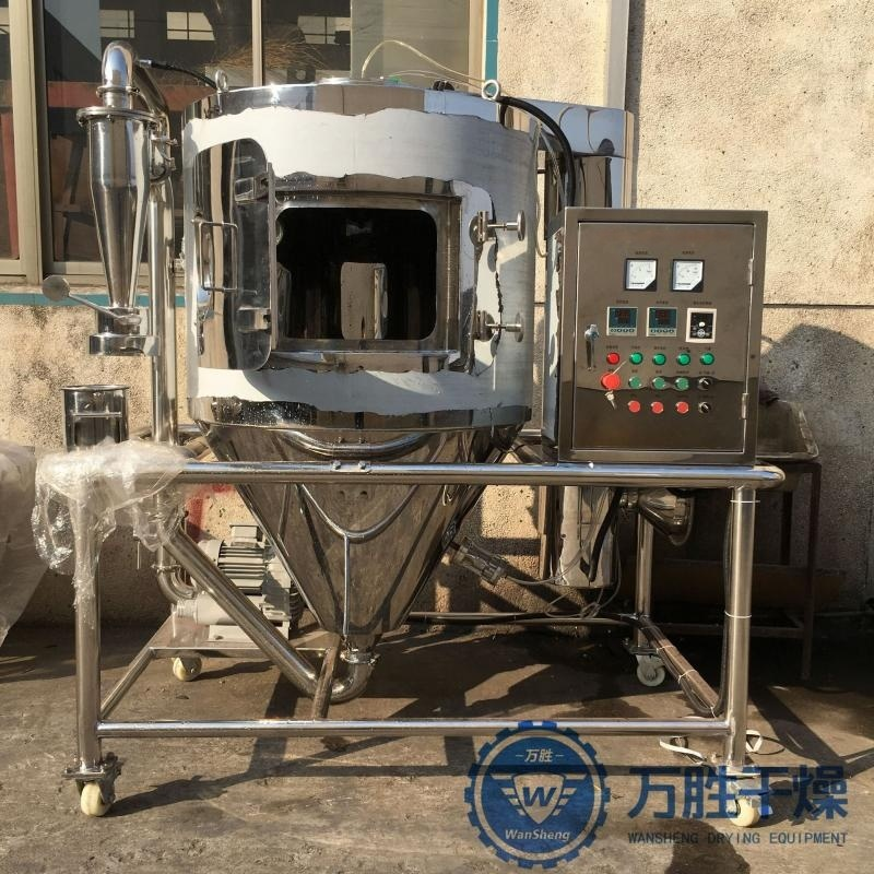 萬勝供應LPG-5型玉米漿汁烘乾機 香精香料專用噴霧乾燥機