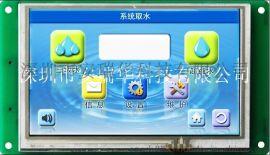纯水机控制器,纯水机控制系统,纯水机控制板LABWP-2430CUL