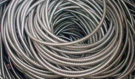 福莱通护线蛇皮管,电缆保护套管