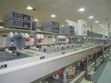 LED全自动一机两线连续电镀生产线led电镀设备