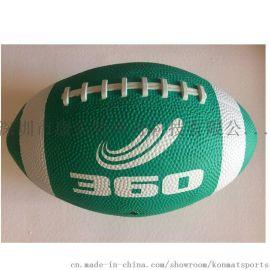 批发定制美式橡胶橄榄球 厂家直销美式橡胶橄榄球