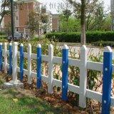 草坪护栏 PVC护栏 栅栏 塑料围栏 花坛围栏 白色栅栏厂家批发