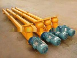 混凝土搅拌站螺旋输送机 水泥粉煤灰螺旋输送泵 绞龙灰泵厂家