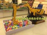 寧波瘋狂鬥牛機兒童挖掘機娛樂設備租賃