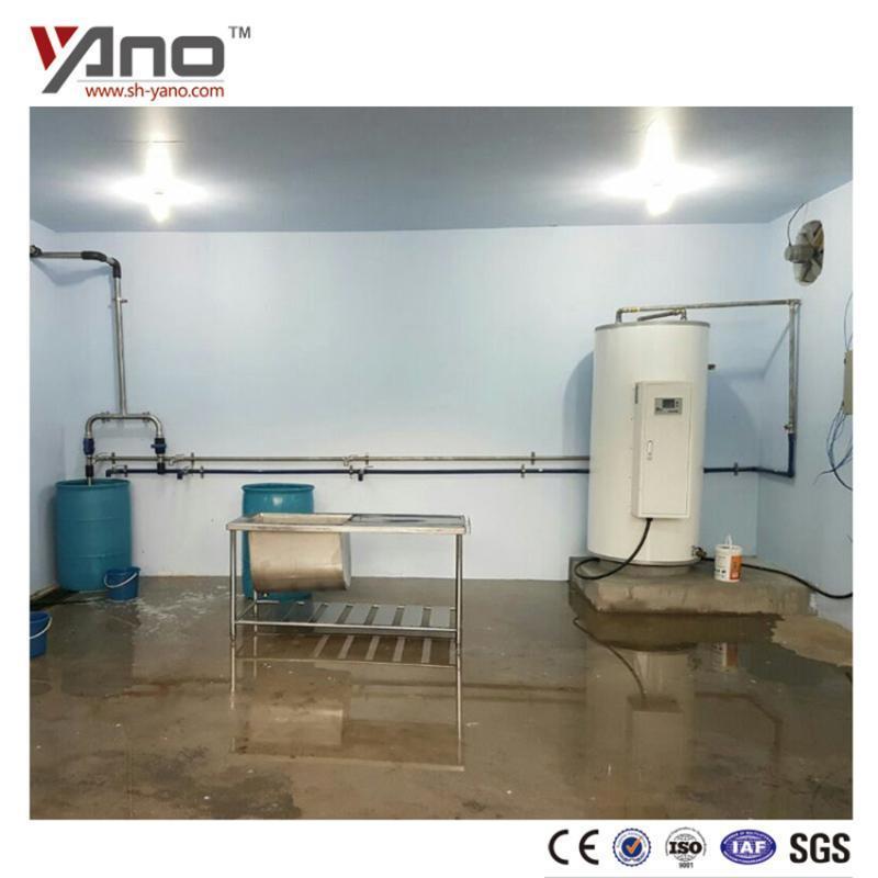 720L/24KW全自動不鏽鋼容積式電熱水器 恆溫電熱水器