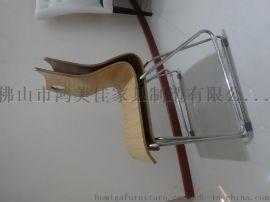 可疊放的彎木椅子,廣東鴻美佳廠家供應彎木椅子