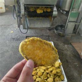 DR调理食品上浆裹粉机设备 通过网带式肉条上浆机
