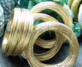 厂家批发专业高精H65黄铜扁线 H65黄铜扁丝 扁丝线