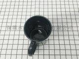 11OZ陶瓷杯 喷漆陶瓷杯