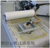 定製各種形式機牀用重力式紙帶過濾裝置