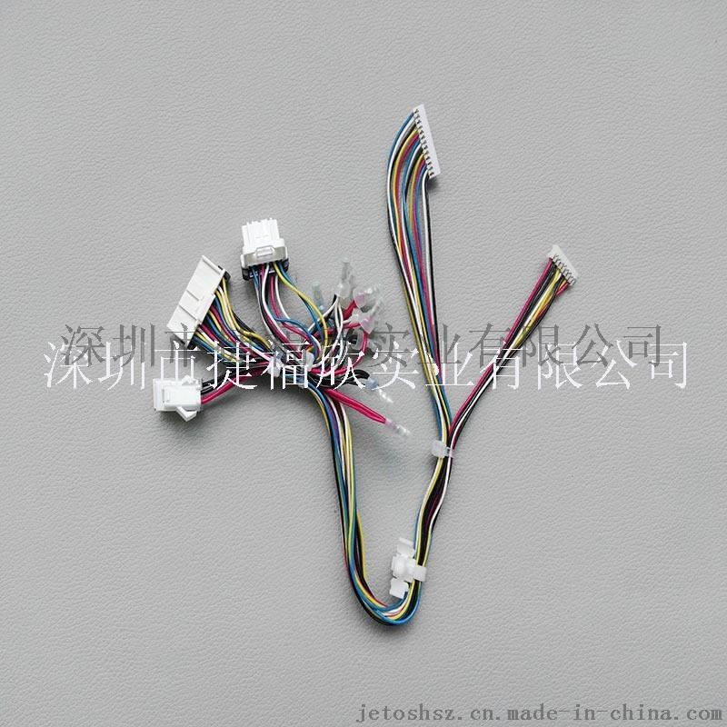 深圳加工廠UL3443 24AWG 鍍錫銅電子線材
