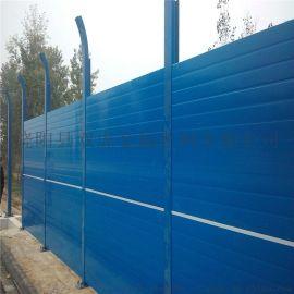 无锡厂区声屏障 环保吸音屏障防污降噪声屏障