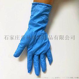 厂家供应一次性手套丁腈pvc医用手套加厚餐饮