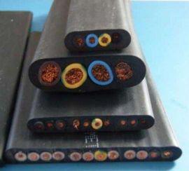 YCBPG钢丝加强  重型扁电缆