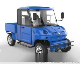 新款4座電動皮卡車、2座電動貨車