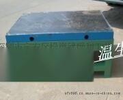 深圳重型钢板模具桌-钢板钳工工作台厂家-模具检修台-铸铁飞模桌