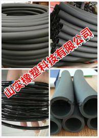 黑色灰色撕不烂手把套,耐磨损耐低温输送软管,橡胶塑料软管