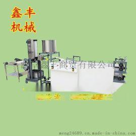 白山全自动干豆腐机 大型干豆腐机设备 干豆腐机操作说明