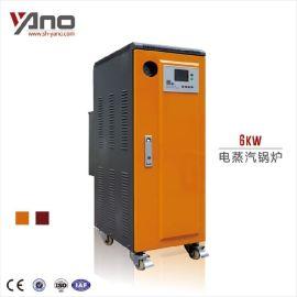 6KW免办使用证电蒸汽发生器 小型电蒸汽锅炉
