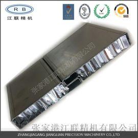 台湾厂家供应工装用不锈钢蜂窝隔断板 卫生间隔断板