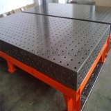 三维柔性焊接平台 多功能机器人焊接平台工装夹具