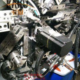 磨尖倒角装置 弹簧机磨尖配置 改装自动磨尖倒角 机械倒角磨尖