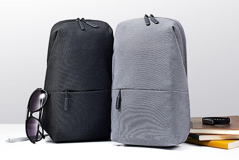 上海箱包定製牛津布男士胸包斜挎包腰包來圖打樣可添加logo