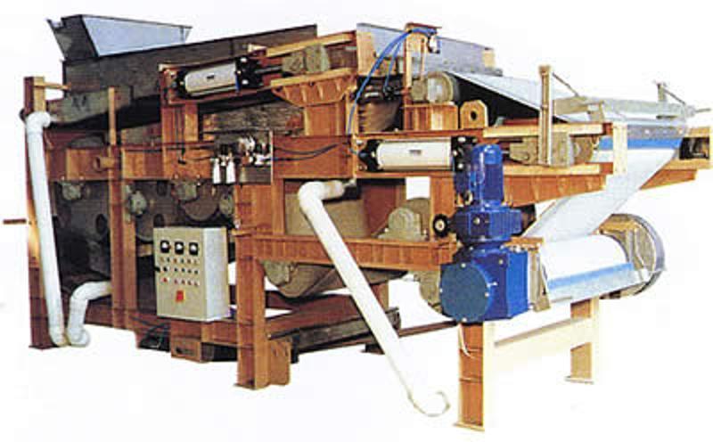 大張牌DY1000疊螺脫水機  疊螺脫水機廠家