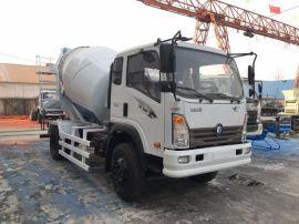 亿立混凝土搅拌运输车4m3小型混凝土搅拌罐车