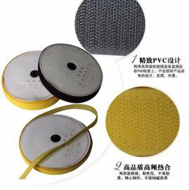 鸿益 彩色高周波魔术贴 专业生产高周波魔术贴 黑白尼龙高周波魔术贴