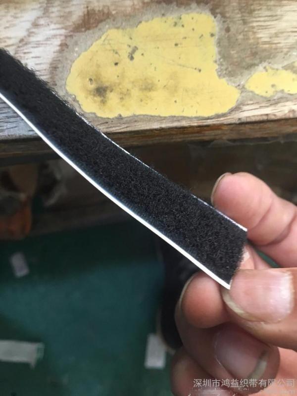 【專業生產】防火阻燃強力背膠魔術貼雙面背膠魔術貼阻燃粘扣帶3m魔術貼 背膠