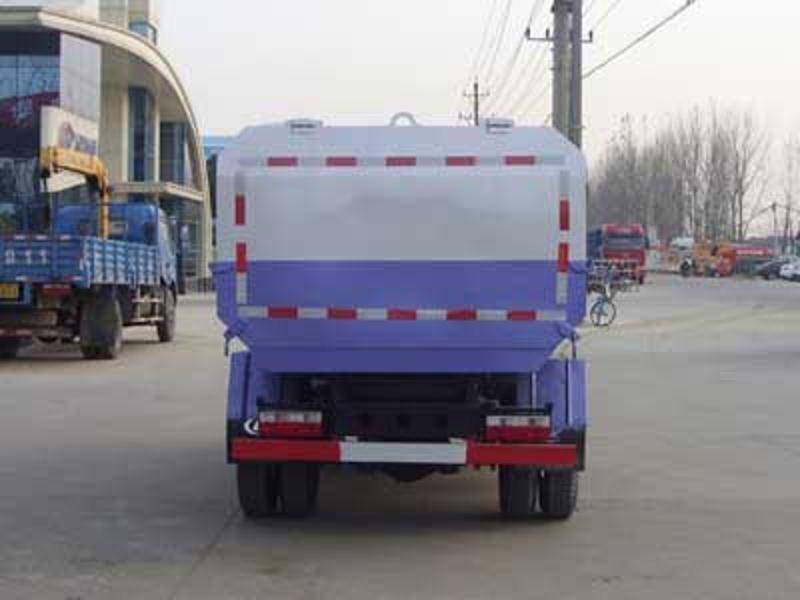 5方挂桶垃圾车|自装卸式垃圾车|小型垃圾车