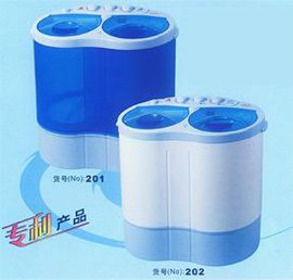 迷你双桶洗衣机(XPB20-88S)
