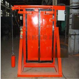 礦用對開式無壓風門驅動力強