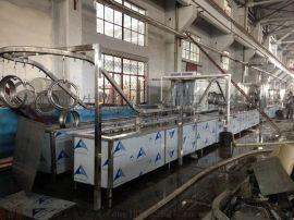 厂家低价  青岛啤酒厂定制款 不锈钢啤酒桶除油除污全自动超声波清洗机  清洗设备厂家