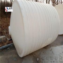 锥底1吨搅拌塑料桶 1立方化工塑料罐