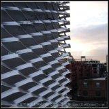 专业生产氟碳喷漆幕墙铝板网