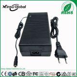 29.4V6A锂电池充电器 29.4V6A 德国GS LVD认证 29.4V6A充电器