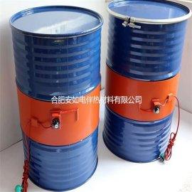 硅橡胶钢瓶加热带图片型号 (DRP-G)